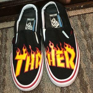 Thrasher vans